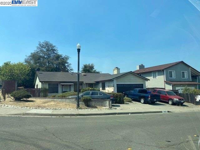 2124 Redwood Rd, Hercules, CA 94547 (#BE40929573) :: Olga Golovko