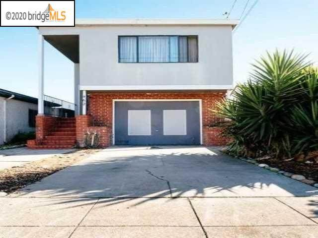 462 43Rd St, Richmond, CA 94805 (#EB40930066) :: Intero Real Estate