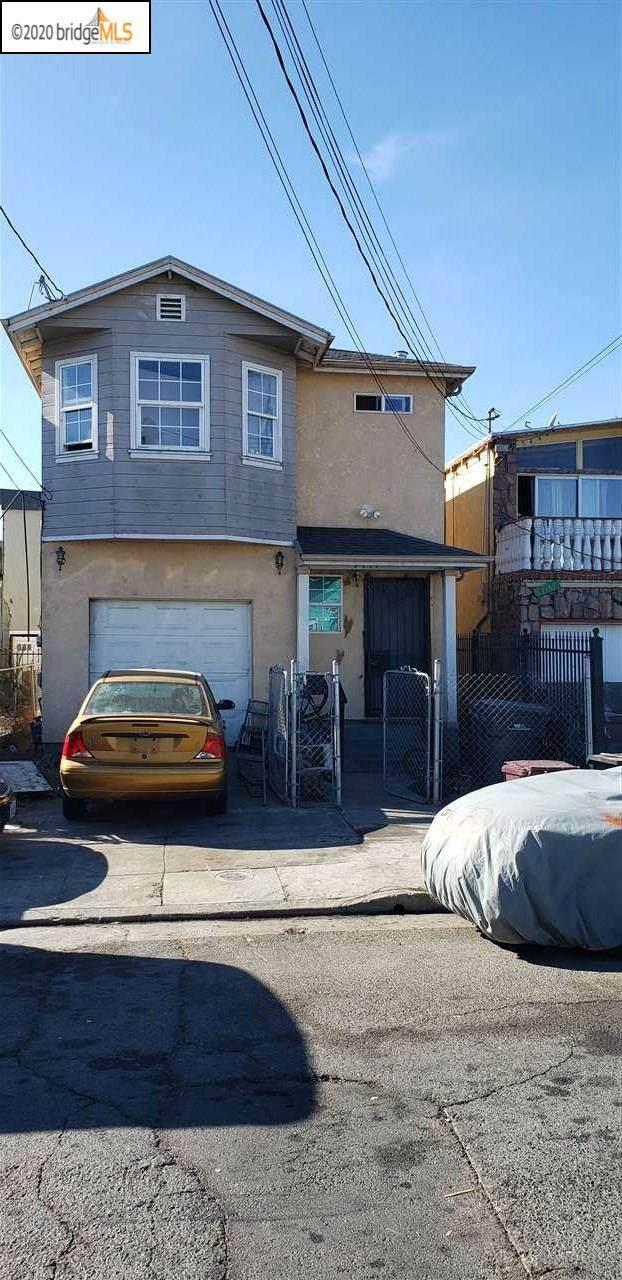 7117 Rudsdale St, Oakland, CA 94621 (#EB40930133) :: Robert Balina | Synergize Realty