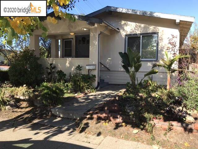 1201 Dartmouth St, Albany, CA 94706 (#EB40930813) :: The Sean Cooper Real Estate Group
