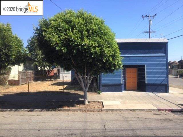 1200 75Th Ave, Oakland, CA 94621 (#EB40931047) :: Schneider Estates