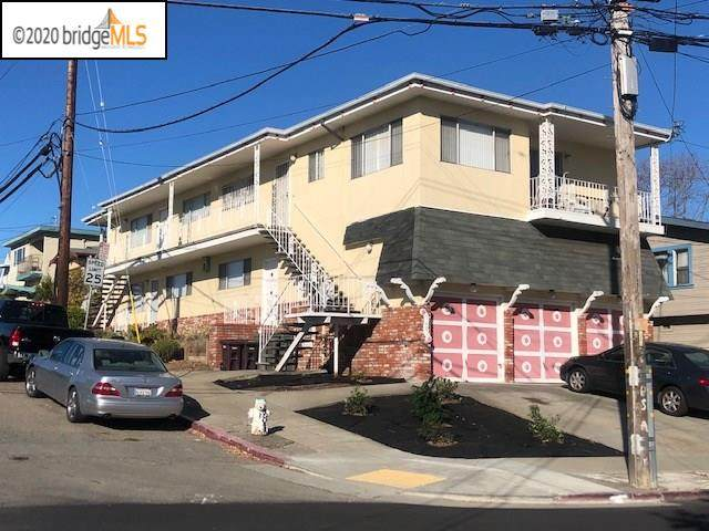 3601 Lincoln Ave, Oakland, CA 94602 (#EB40931354) :: The Kulda Real Estate Group