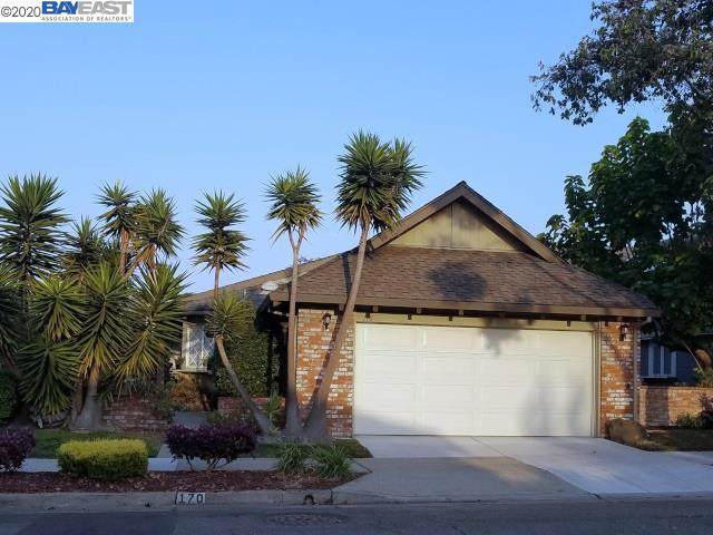 170 Inverness Way, Alameda, CA 94502 (#BE40931320) :: Schneider Estates