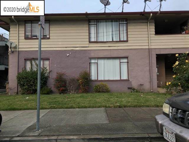 3210 Logan St, Oakland, CA 94601 (#EB40931664) :: Schneider Estates