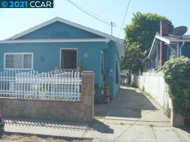 1274 76Th Ave, Oakland, CA 94621 (#CC40934284) :: Intero Real Estate