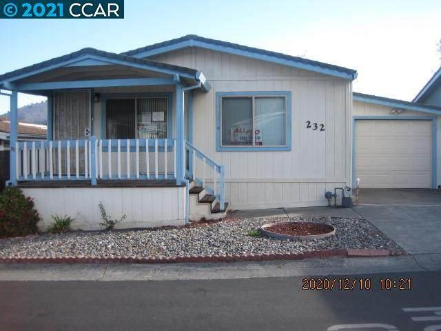 Boulder Dr, Vallejo, CA 94589 (#CC40934707) :: Real Estate Experts