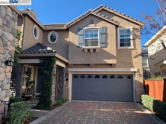 2827 Cedrus Ct, Pleasanton, CA 94588 (#BE40934729) :: Intero Real Estate