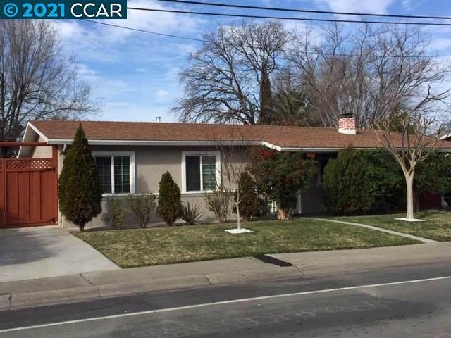 2041 Sunshine Dr, Concord, CA 94520 (#CC40935108) :: Real Estate Experts