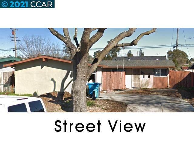 444 Diana Drive, Vallejo, CA 94589 (#CC40935647) :: Robert Balina | Synergize Realty