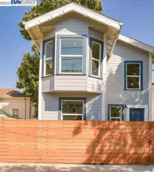 2326 Myrtle St, Oakland, CA 94607 (#BE40937350) :: The Kulda Real Estate Group