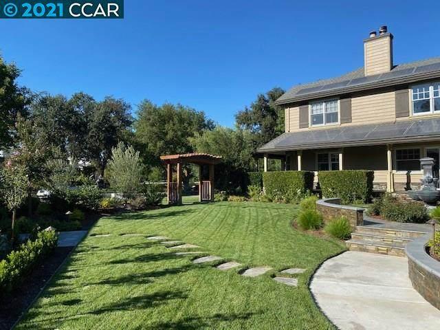 91 Jennifer Lane, Alamo, CA 94507 (#CC40936133) :: Real Estate Experts