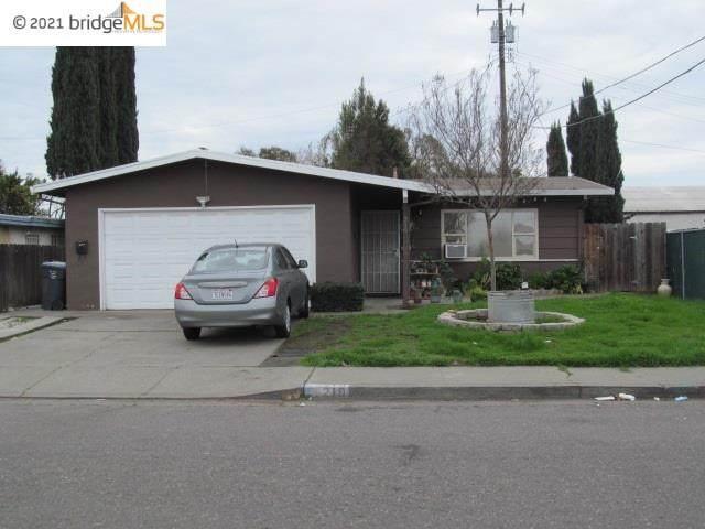 219 E Wyoming St, Fairfield, CA 94533 (#EB40937824) :: Olga Golovko