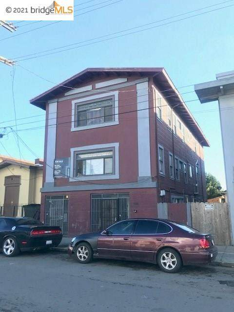 508 Bissell Ave, Richmond, CA 94801 (#EB40937832) :: Real Estate Experts