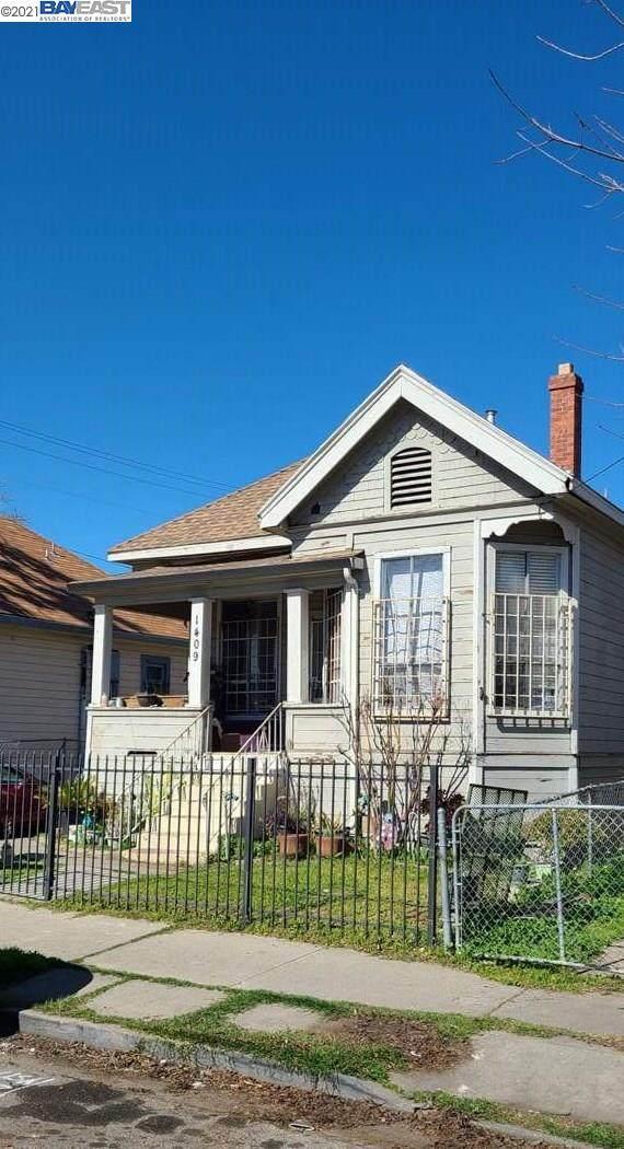 1409 E Oak St, Stockton, CA 95205 (#BE40939310) :: Live Play Silicon Valley