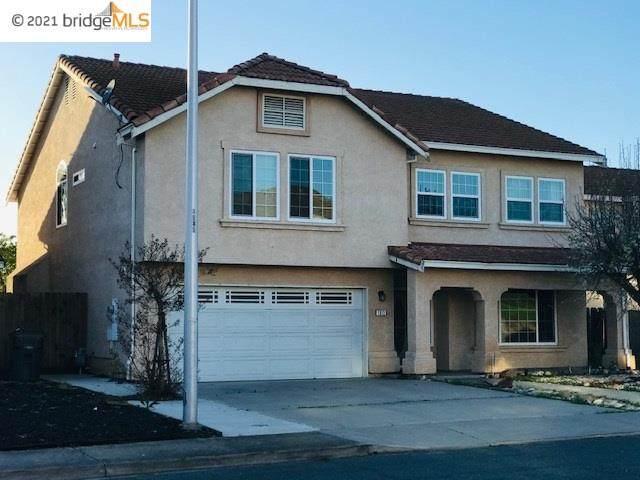 1812 Terrace Dr, Antioch, CA 94509 (#EB40939390) :: Schneider Estates