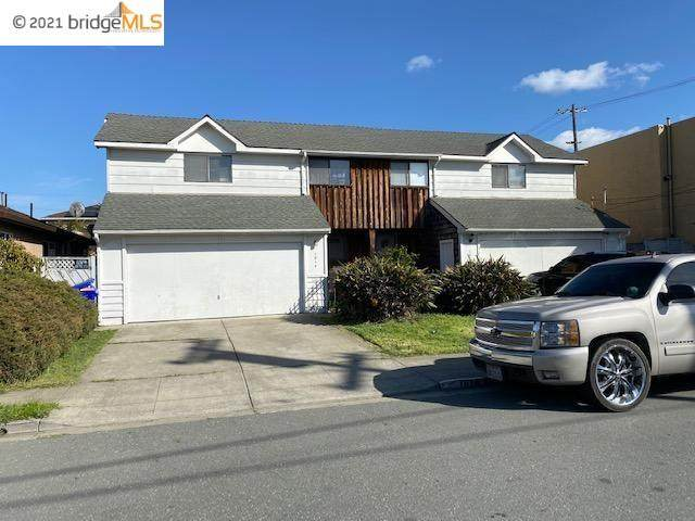 1814 Mason St, San Pablo, CA 94806 (#EB40942660) :: The Kulda Real Estate Group