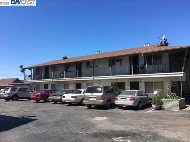 333 Dumont Ave, Hayward, CA 94544 (#BE40943807) :: Intero Real Estate