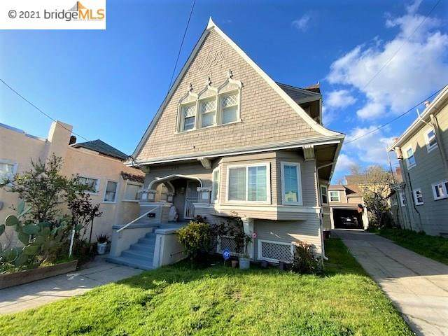 720 32Nd St, Oakland, CA 94609 (#EB40944348) :: Intero Real Estate