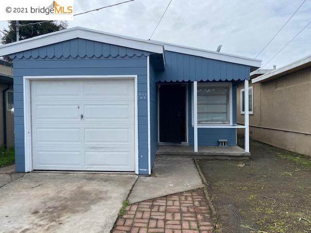 1367 Monterey St, Richmond, CA 94804 (#EB40942644) :: Intero Real Estate