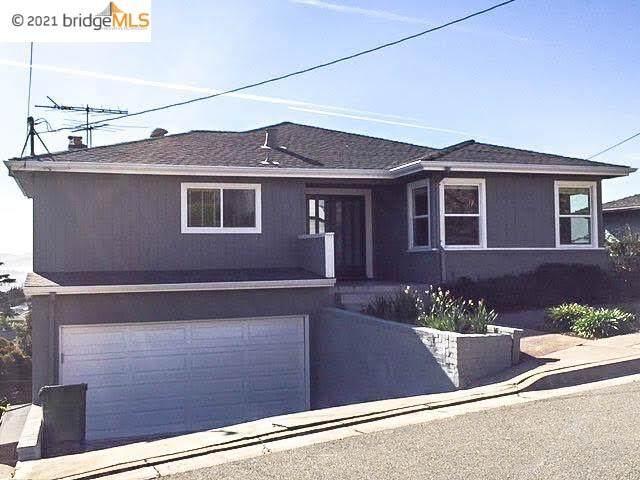 2609 La Honda Ave, El Cerrito, CA 94530 (#EB40943140) :: Intero Real Estate
