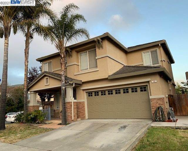 104 Pepper Lane, Union City, CA 94587 (#BE40946595) :: Intero Real Estate
