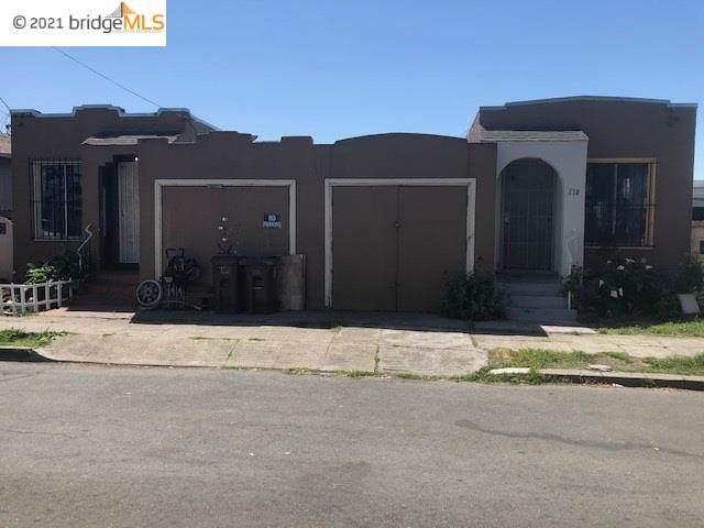 720 Acacia Ave, North Richmond, CA 94801 (#EB40946840) :: Intero Real Estate