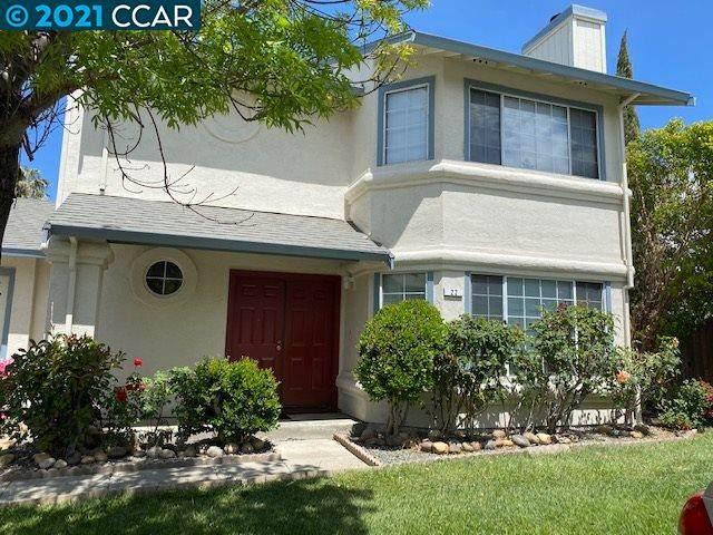 22 Country Place, Oakley, CA 94561 (#CC40947600) :: Intero Real Estate