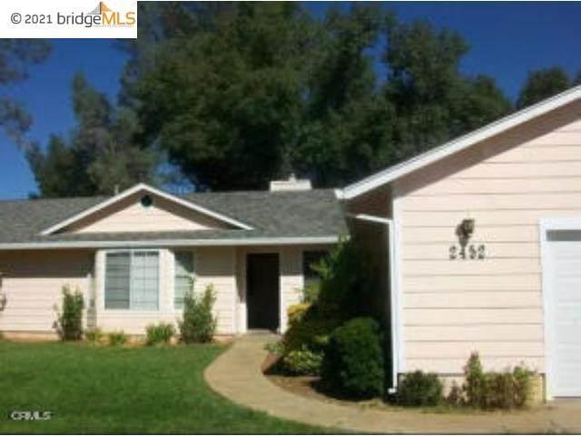 2452 Marlene Ave, REDDING, CA 96002 (#EB40948227) :: Intero Real Estate
