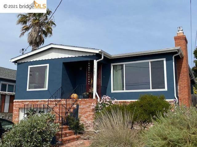 Ralston Ave, Richmond, CA 94805 (#EB40948321) :: Alex Brant