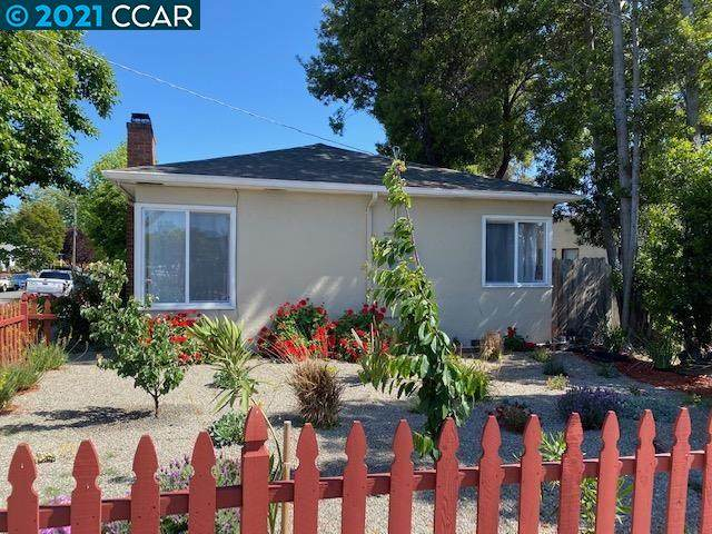 10809 Mcintyre St, Oakland, CA 94605 (#CC40949037) :: Real Estate Experts