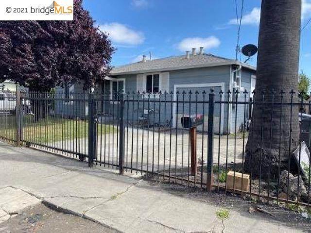 226 Kerwin Ave, Oakland, CA 94603 (#EB40950151) :: The Gilmartin Group