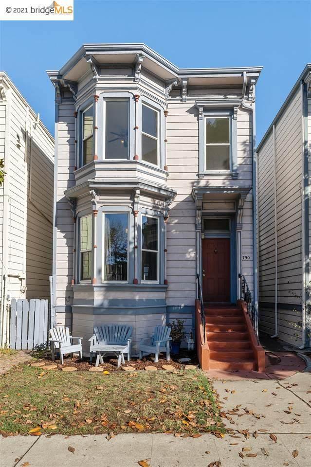 790 11Th St, Oakland, CA 94607 (#EB40951974) :: Schneider Estates