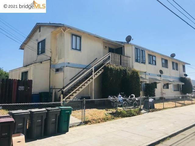 8424 Dowling St, Oakland, CA 94605 (#EB40952180) :: The Kulda Real Estate Group