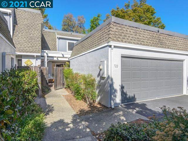 722 Tampico, Walnut Creek, CA 94598 (#CC40950161) :: The Kulda Real Estate Group