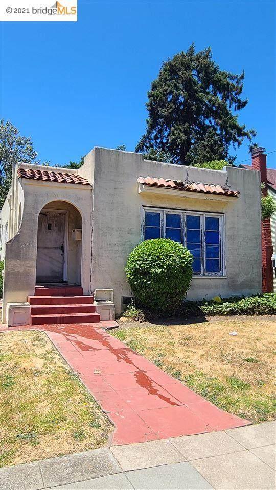 Santa Fe Ave, Albany, CA 94706 (#EB40952991) :: Real Estate Experts