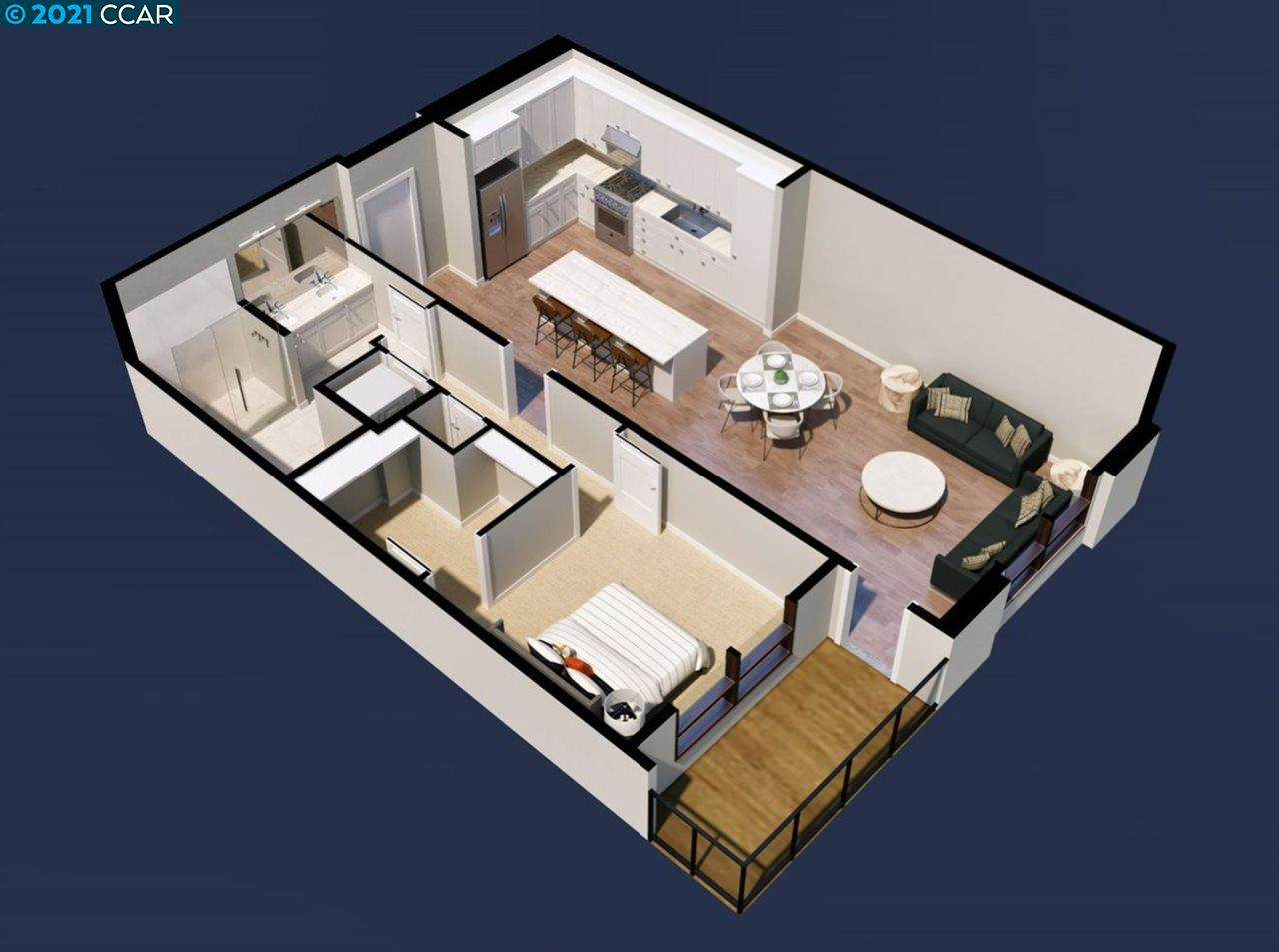 3578 Rambla Place 328 - Photo 1