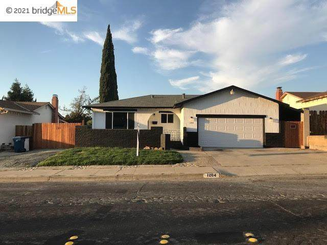 1204 Mission Dr, Antioch, CA 94509 (#EB40953756) :: The Realty Society