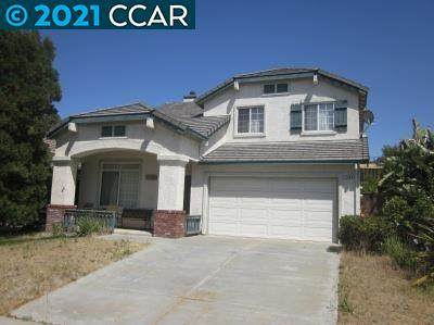 2348 Woodhill Dr, Pittsburg, CA 94565 (#CC40954086) :: The Realty Society