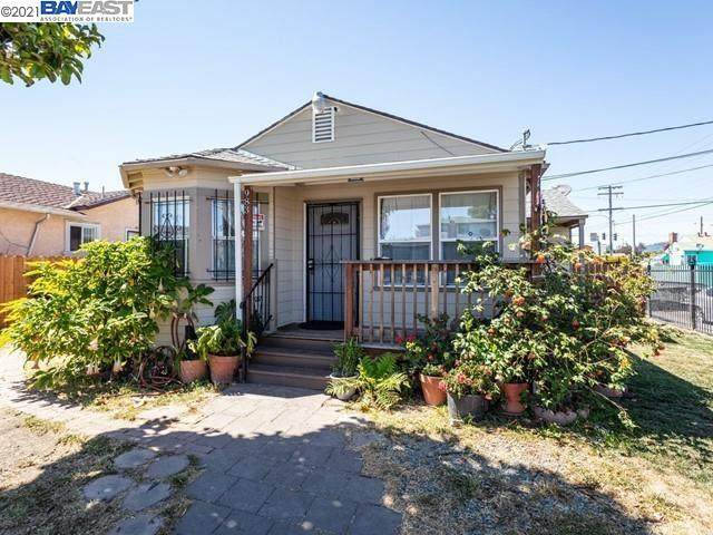 983 106Th Ave, Oakland, CA 94603 (#BE40954641) :: The Realty Society