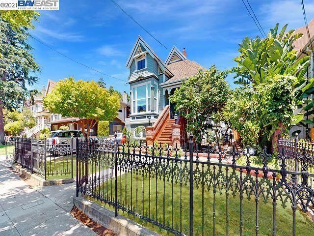 1825 San Antonio Ave, Alameda, CA 94501 (#BE40957367) :: The Realty Society