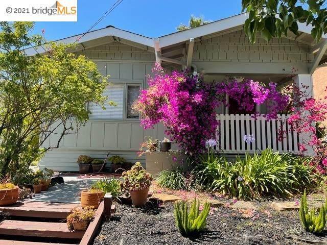 3619 Midvale, Oakland, CA 94602 (#EB40958690) :: Strock Real Estate