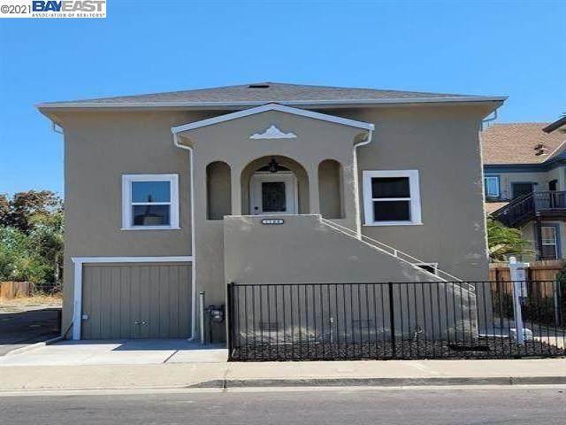 1166 10Th St, Oakland, CA 94607 (#BE40960405) :: Schneider Estates