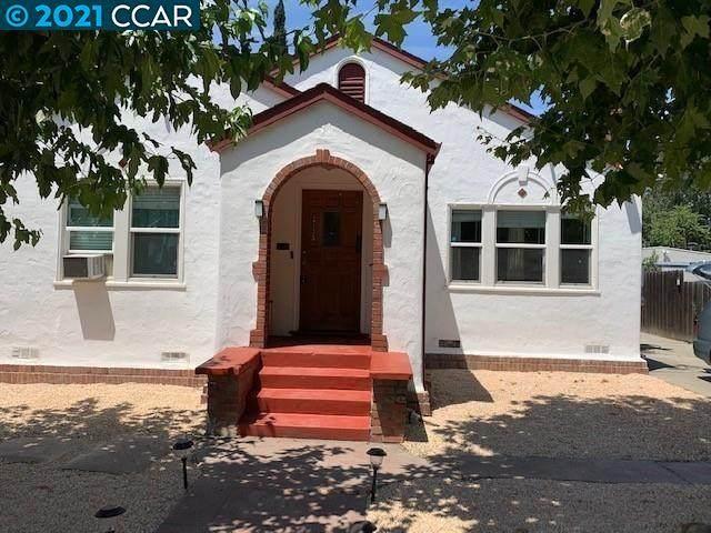 2135 Bonifacio, Concord, CA 94520 (#CC40960441) :: The Kulda Real Estate Group
