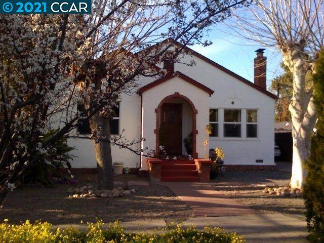 2135 Bonifacio, Concord, CA 94520 (#CC40960440) :: The Kulda Real Estate Group