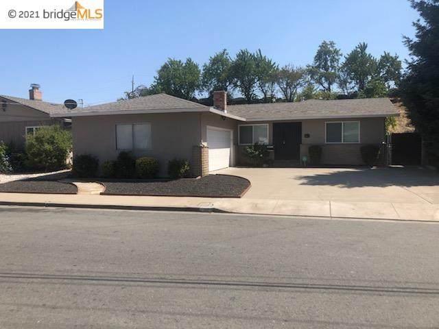 82 S Lake Dr, Antioch, CA 94509 (#EB40961061) :: Strock Real Estate