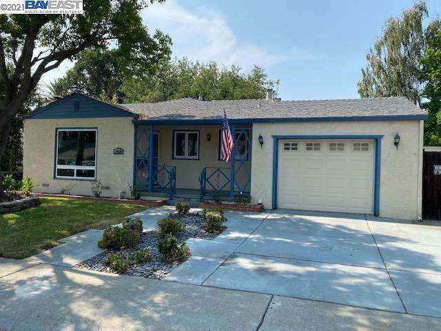 1950 Leila St, Castro Valley, CA 94546 (#BE40961106) :: The Gilmartin Group