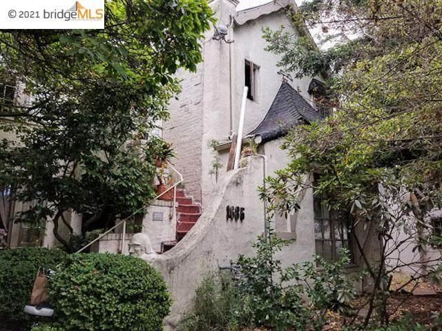 1685 Arch St 3, Berkeley, CA 94709 (#EB40961153) :: The Gilmartin Group