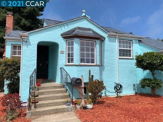 559 43Rd St, Richmond, CA 94805 (#CC40961262) :: Schneider Estates