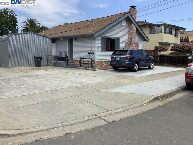 232 Valle Vista Ave., Hayward, CA 94544 (#BE40961395) :: The Goss Real Estate Group, Keller Williams Bay Area Estates