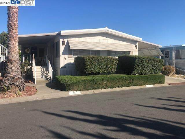 4141 Deep Creek Rd #115 115, Fremont, CA 94555 (#BE40963661) :: Live Play Silicon Valley